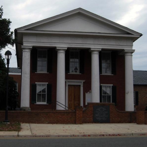 Buckingham County: Courthouse