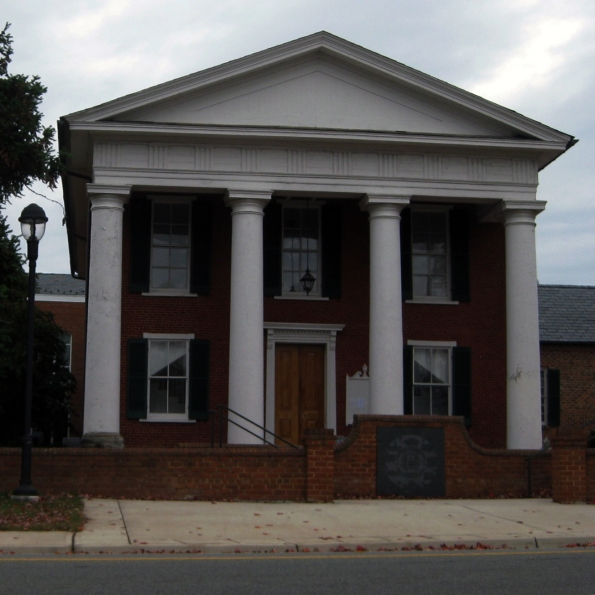 Buckingham County: Courthouse
