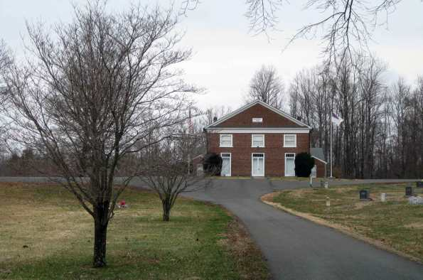 Buckingham County: Mt. Zion Baptist