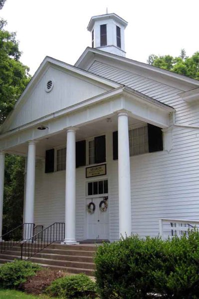 Buckingham County: Sharon Baptist Church