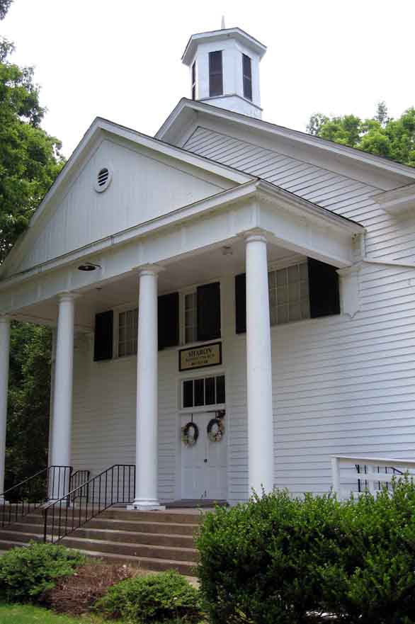 Buckingham County: Sharon Baptist Church