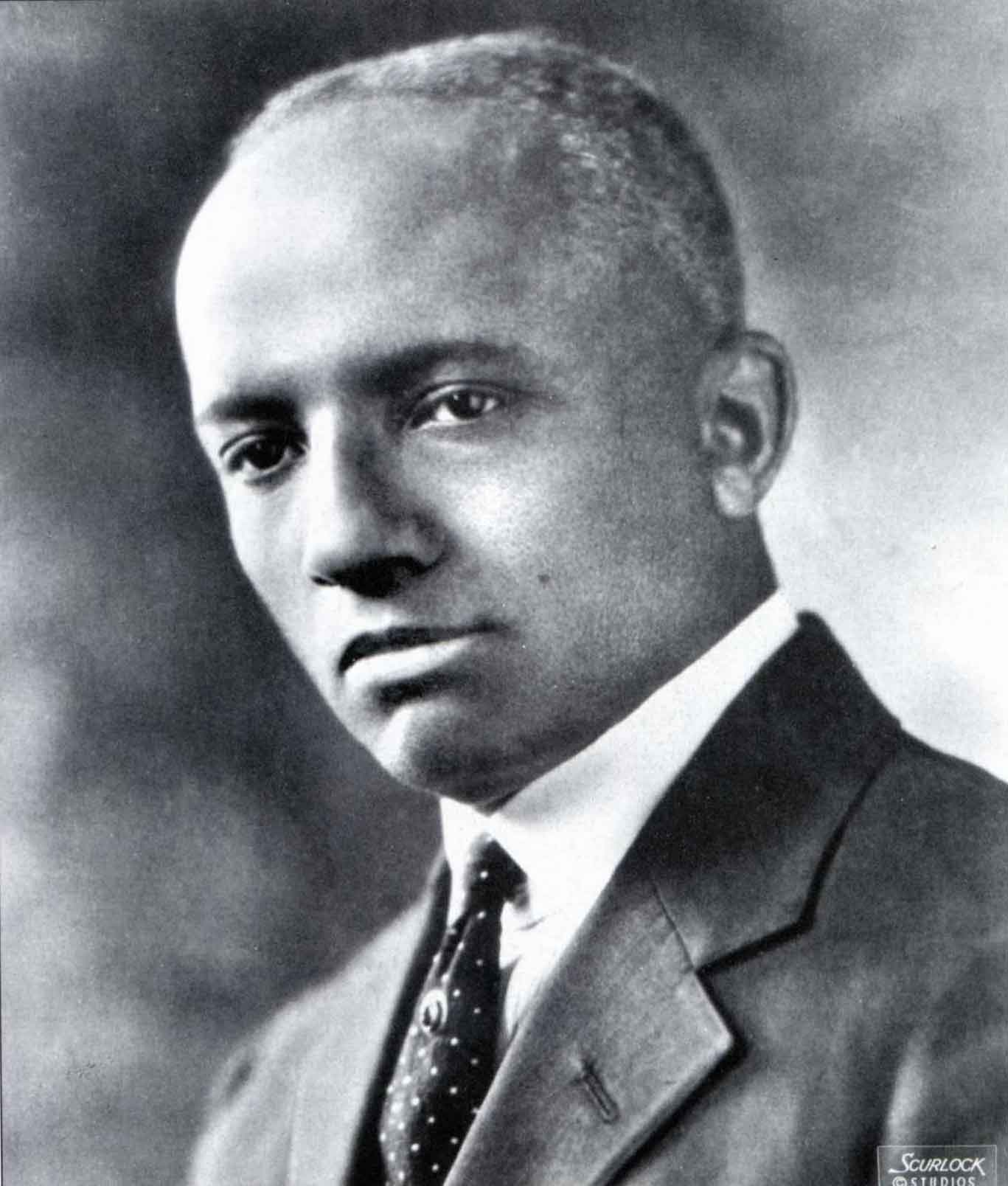 dr carter g woodson The father of black history month, dr carter g woodson, was born in 1875 near new canton, va he was the son of former slaves in 1907, he obtained his master's degree from the university of chicago in 1912, he received his phd from harvard university in 1915, he and friends established the.