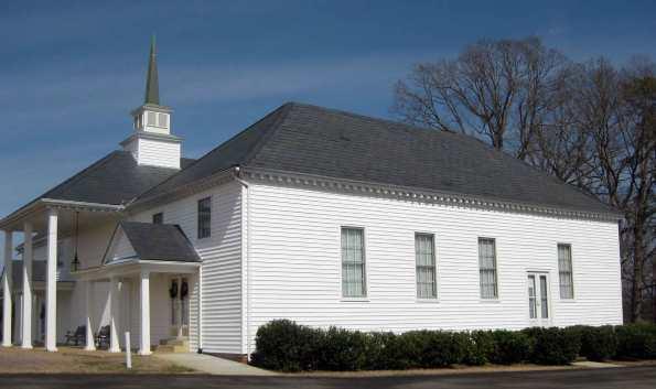 Buckingham-Baptist