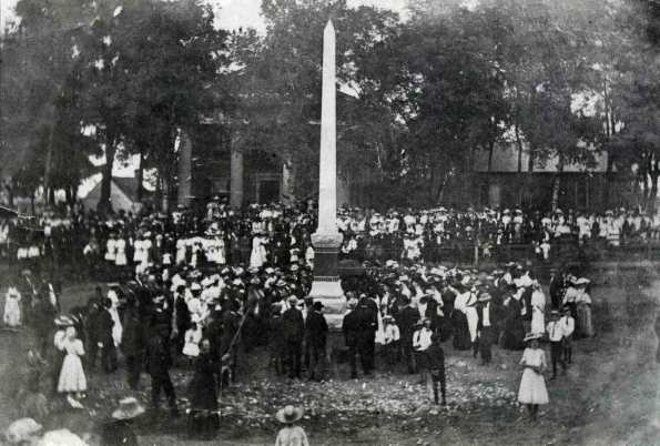Buckingham County_CSA Monument_1908