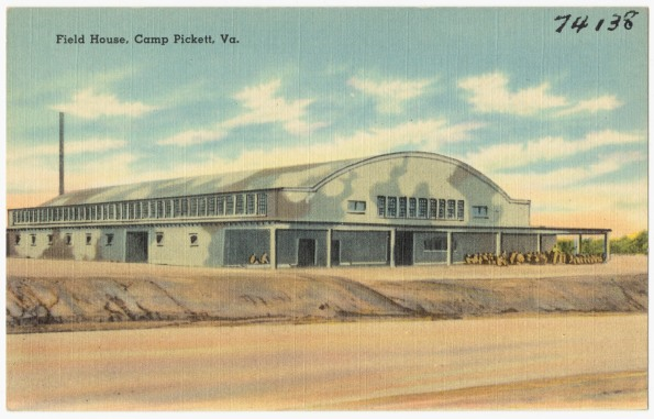 Camp Pickett_Field House