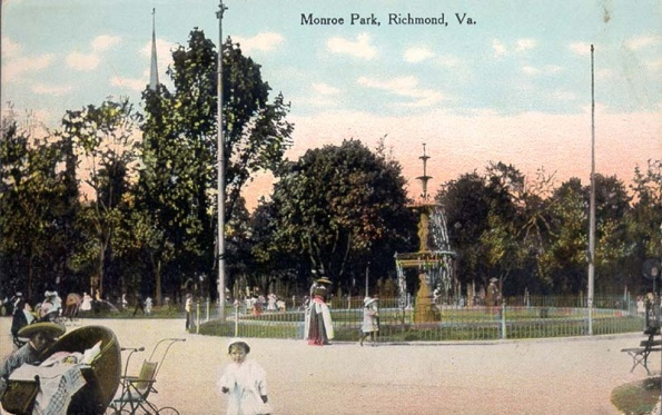 Richmond_Monroe Park