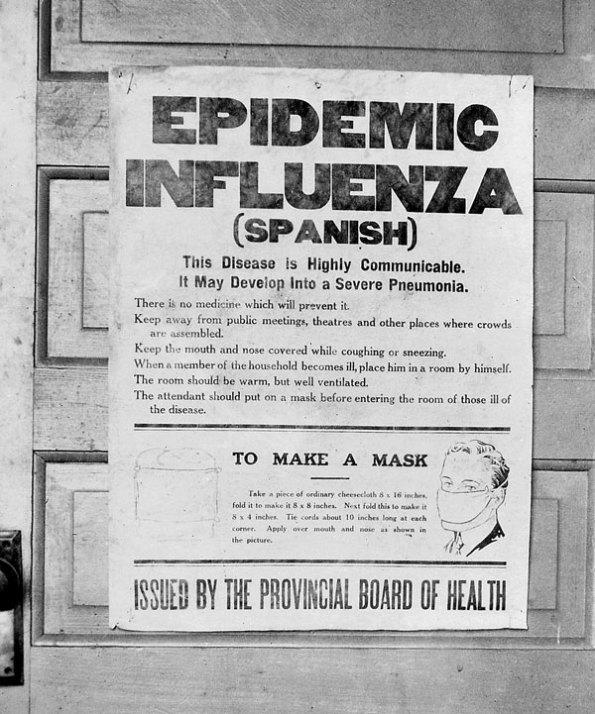 1919_Spanish Flu