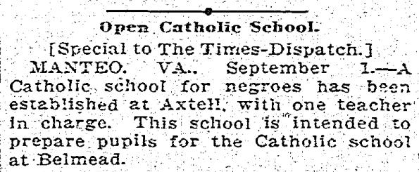 SRR_Catholic School_African-American
