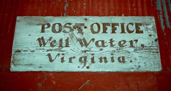 Post Office_Well Water