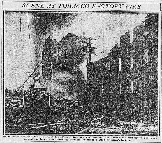Buckingham_Stewart Murder_Fire