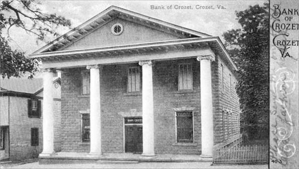 Extra_Bank of Crozet