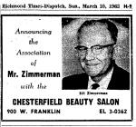 1962_Chesterfield Beauty Salon