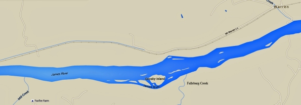 Buckingham_Fallsburg Creek Map